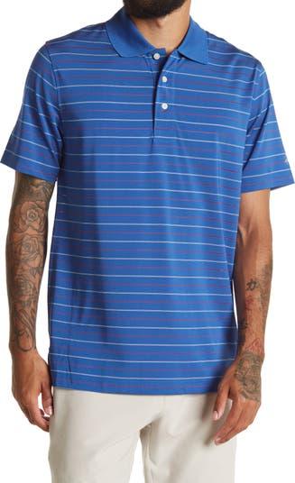 Полосатая рубашка-поло Performance Brooks Brothers