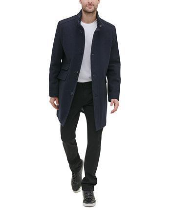 Мужская однобортная куртка Walker из твила Kenneth Cole New York