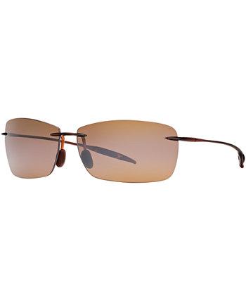 Поляризованный маяк Поляризованные солнцезащитные очки, 423 Maui Jim