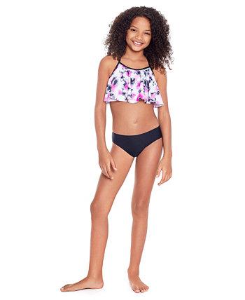 Комплект бикини Big Girls с воланами, 2 предмета Glitter Beach