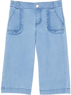 Джинсовые брюки с широкими штанинами (для малышей / маленьких детей / детей старшего возраста) Janie and Jack