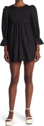 Мини-платье из поплина Spirit of Grace