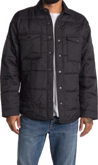 Стеганая куртка-рубашка Vintage 1946