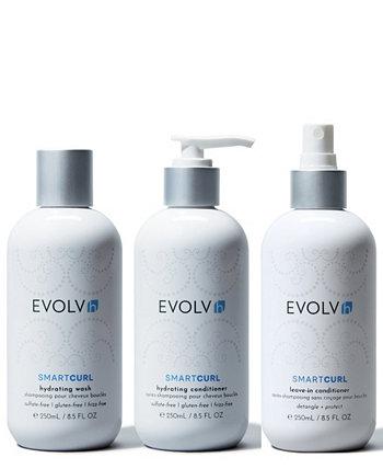 Здоровое кудри Трио EVOLVh