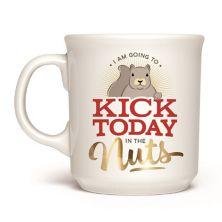 Fred Say Anything Kick Today Mug Fred