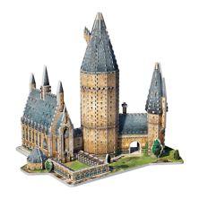 Рэббит Гарри Поттер Хогвартс Большой зал 3D 850-шт. Головоломка Wrebbit