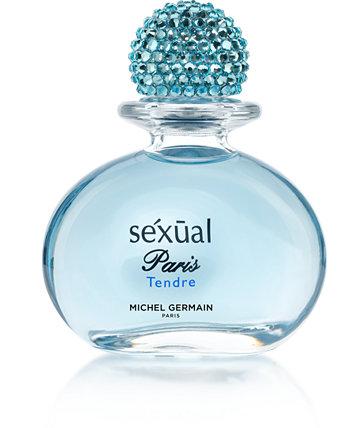 Парфюмированная вода-спрей Lady's Sexual Paris Tendre, 2,5 унции. Michel Germain