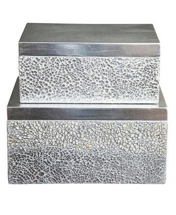 Прямоугольные коробки Parker (набор из 2 шт.) Couture
