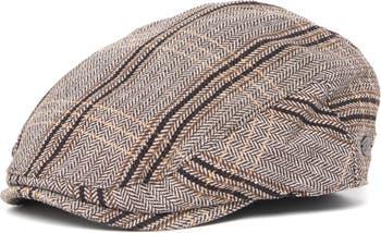 Плоская кепка Byram в клетку BAILEY