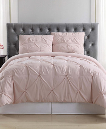 Двойное плиссированное пуховое одеяло Truly Soft