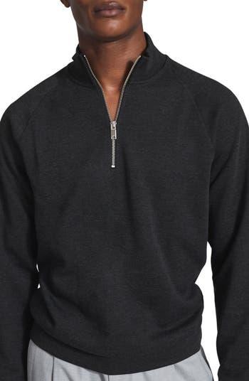 Пуловер на молнии Matty Quarter REISS