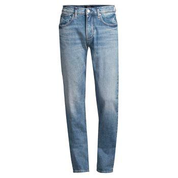 Прямые джинсы Blake облегающего кроя Hudson Jeans
