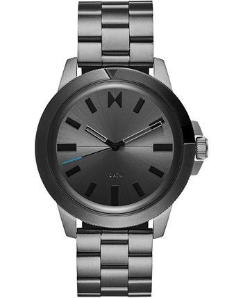 Мужские спортивные часы с браслетом из нержавеющей стали 45мм MVMT