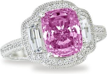 Овальное кольцо-закрученное кольцо Halo LaFonn
