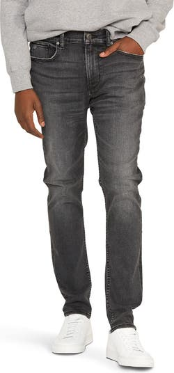 Ace Zip Fly Skinny Ankle Jeans Hudson