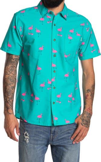 Рубашка с коротким рукавом на пуговицах Cruisers PARTY PANTS