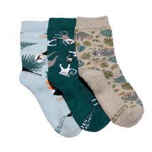 Детские носки Conscious Step, защищающие тропический лес - 3 пары Conscious Step