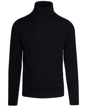 Мужской свитер с воротником под горло Twist Paisley & Gray