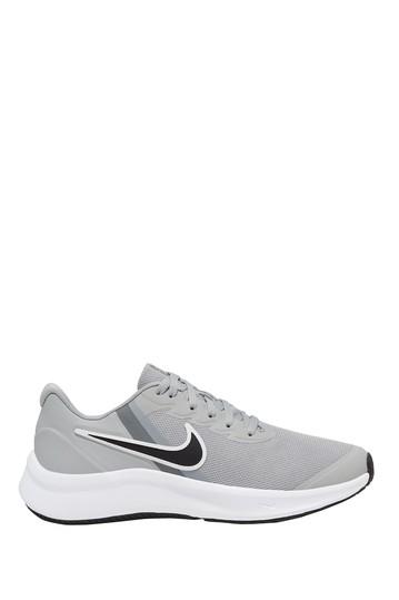 Star Runner 3 Running Shoe (Big Kid) Nike
