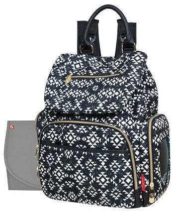 Фирменная сумка для подгузников Delux Fisher Price