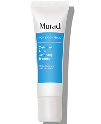 Acne Control Outsmart Осветляющая процедура против прыщей, 1,7 эт. унция Murad