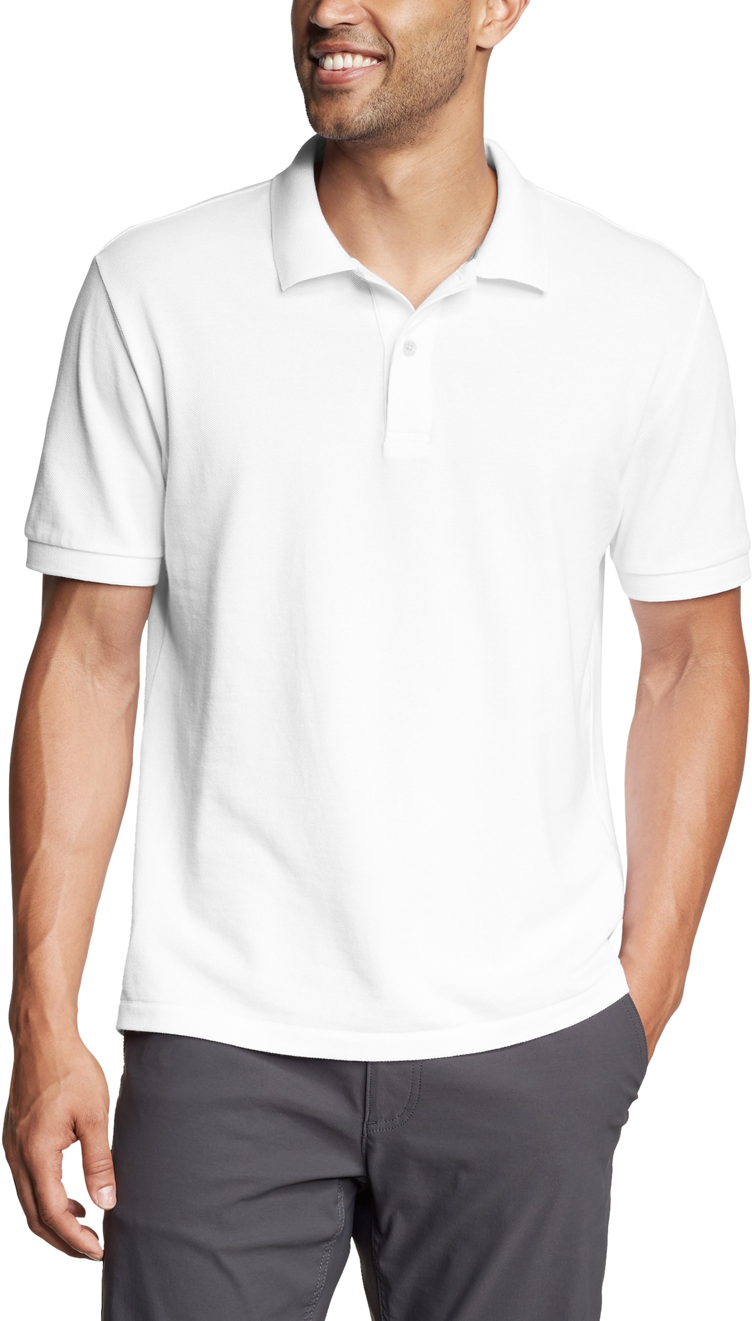 Рубашка поло Classic Field Pro с коротким рукавом - высокий Eddie Bauer