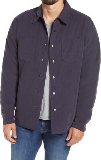 Вельветовая куртка Slim Fit Shirt FRAME
