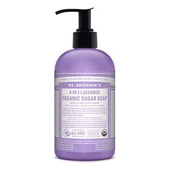 Dr. Bronner's Organic Pump Soap - Lavender Dr. Bronner's