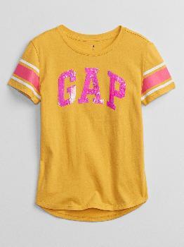 Футболка с логотипом Kids Gap Gap Factory