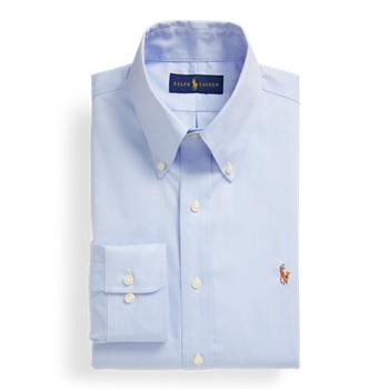 Custom Fit Oxford Shirt Ralph Lauren