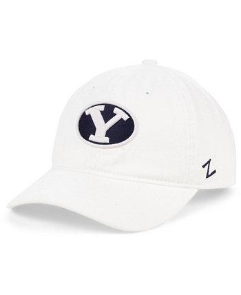 Бейсболка Brigham Young Cougars Scholarship Strapback Zephyr