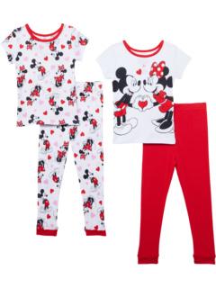 Комплект из 2 хлопка Mickey & Minnie (Маленькие / Старшие дети) Favorite Characters