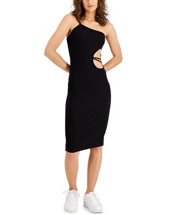 Paradis Cutout One-Shoulder Bodycon Dress LNA