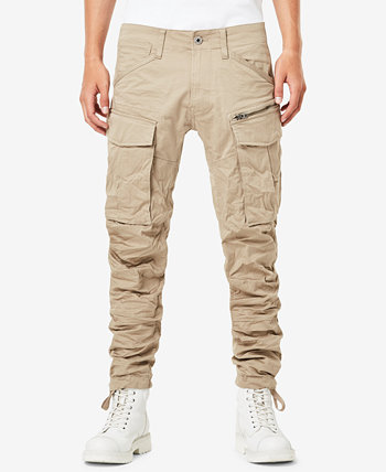 Мужские прямые брюки-карго Rovic 3D G-Star