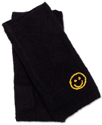 Embroidered Fingerless Gloves Echo 23