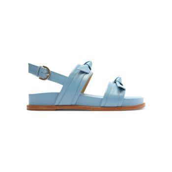 Clarita Leather Sport Sandals Alexandre Birman