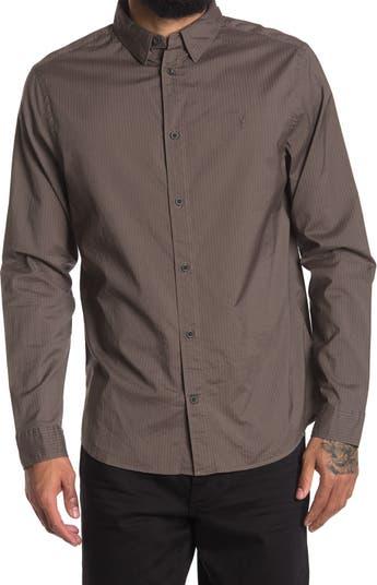 Fuller Slim Fit Shirt AllSaints
