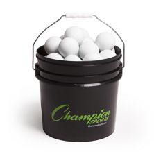 Ведро для мячей Champion Sports для лакросса, 36 отсчетов Champion Sports