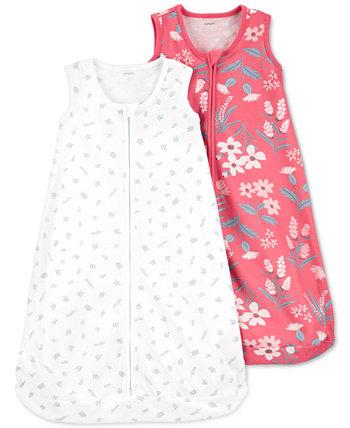 Baby Girls 2-Pack Sleep Bags Carter's