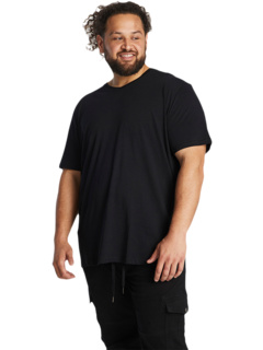 Большая и высокая футболка с круглым вырезом Johnny Bigg