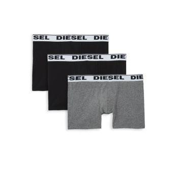 UMBX Sebastian, комплект из 3 трусов-боксеров Diesel