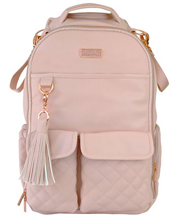 Boss Backpack Diaperbag- Черная елочка Itzy Ritzy