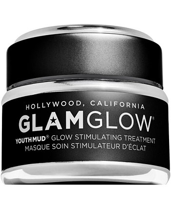 Увлажняющая лечебная маска Youthmud Glow, 1,7 унции. GLAMGLOW