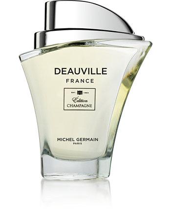 Deauville Champagne Edition Eau de Parfum, 2,5 унции. Michel Germain
