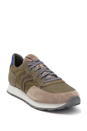 Кожаные кроссовки Vincit Geox