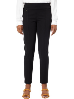 Узкие трикотажные брюки до щиколотки с пуговицами на спине Daria Lisette L Montreal