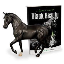 Набор с лошадью и книгами Breyer Classics Black Beauty BREYER