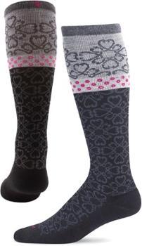 Botanical Compression Socks - Women's Sockwell
