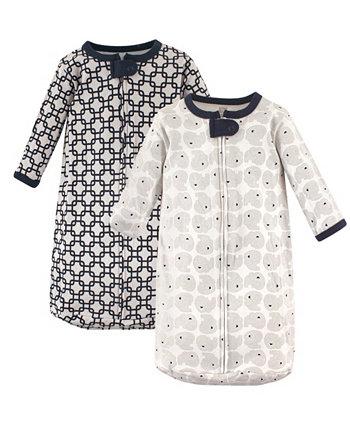Мальчики и девочки спальные мешки с 2 рукавами Hudson Baby