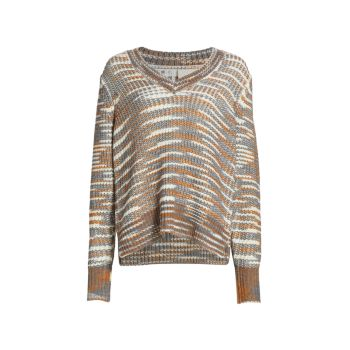 Полосатый свитер Amalie Cinq a Sept